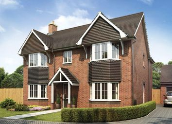 Thumbnail 4 bed detached house for sale in Creswell Manor, Eccleshall Road, Stafford