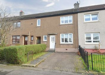 Thumbnail 2 bed terraced house for sale in Riddon Avenue, Glasgow