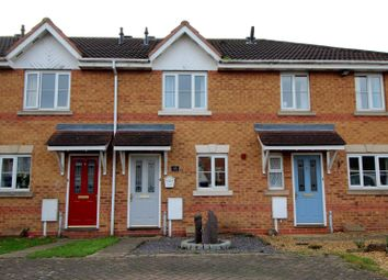 Thumbnail 2 bed terraced house for sale in Maple Way, Branston, Burton-On-Trent, Staffordshire