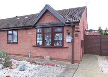 Thumbnail 2 bed bungalow for sale in Farm Close, Gunness, Scunthorpe