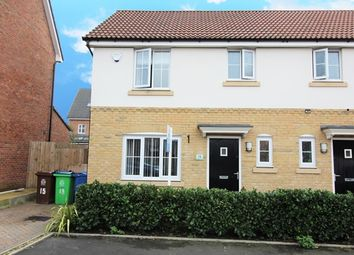 Thumbnail 3 bed semi-detached house for sale in Weaver Close, Heywood