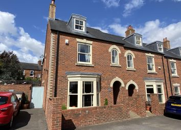 Thumbnail 3 bed end terrace house for sale in Kidgate Court, Louth