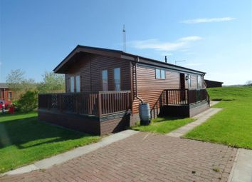 Thumbnail 2 bed lodge for sale in Westview, High Farm, Routh