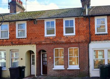 Thumbnail 2 bed terraced house to rent in Lower Road, Old Town, Eastbourne