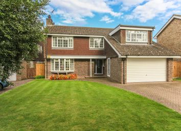 Thumbnail 5 bed detached house for sale in Brookfields Close, Newmarket