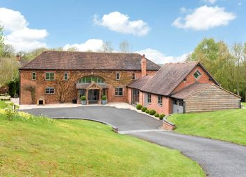 Thumbnail 5 bedroom detached house for sale in Clarkes Green, Studley, Warwickshire
