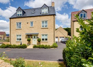 Thumbnail 5 bed detached house for sale in Merlin Close, Moreton-In-Marsh