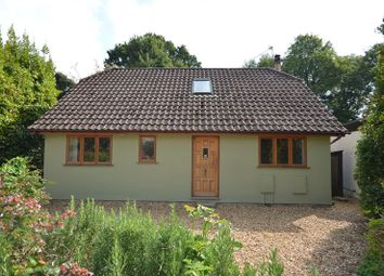 Thumbnail 3 bed detached bungalow to rent in May Avenue, Lymington