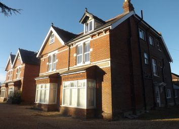 Thumbnail 3 bed flat to rent in Havant Road, Emsworth