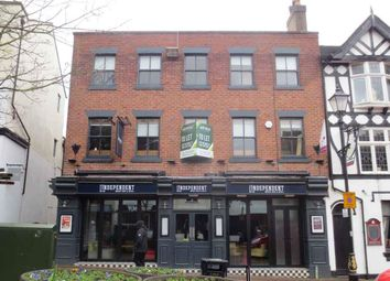 Thumbnail Restaurant/cafe to let in Ironmarket, Newcastle-Under-Lyme