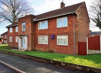Thumbnail 1 bed flat for sale in Hazel Grove, Wrexham
