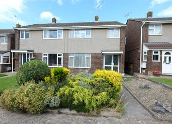 Thumbnail 3 bedroom semi-detached house for sale in Selworthy Gardens, Nailsea, Bristol