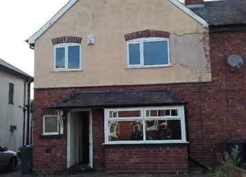 Thumbnail 3 bed end terrace house to rent in Hope Road, Tipton