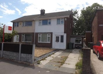Thumbnail 3 bed semi-detached house for sale in Elm Avenue, Golborne, Warrington, Greater Manchester