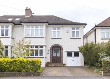 Thumbnail 4 bed property for sale in St Oswalds Road, Redland, Bristol