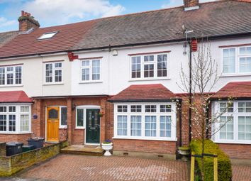 Thumbnail 3 bed terraced house for sale in Pagehurst Road, Surrey