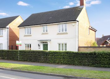 Thumbnail 5 bedroom detached house for sale in Ropes Drive, Grange Farm, Kesgrave, Ipswich