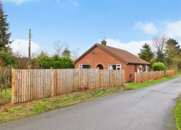 Thumbnail 2 bed detached bungalow for sale in Station Road, Firsby, Spilsby