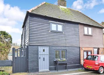 Thumbnail 2 bed cottage for sale in Lower Street, Eastry, Sandwich, Kent