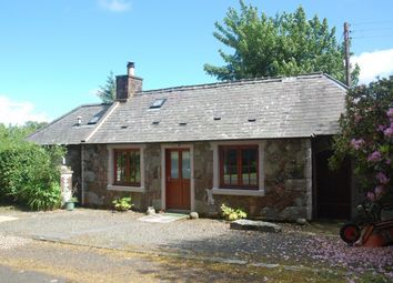 Thumbnail 2 bed cottage for sale in Kilterliltie Cottage, Barncrosh, Castle Douglas