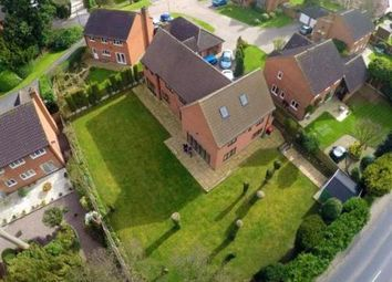 Thumbnail 6 bed detached house for sale in The Spinney, Mancetter, Atherstone, Warwickshire