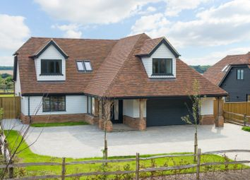 Thumbnail 5 bedroom detached house for sale in Woodland View, Buck Street, The Firs, Challock, Ashford