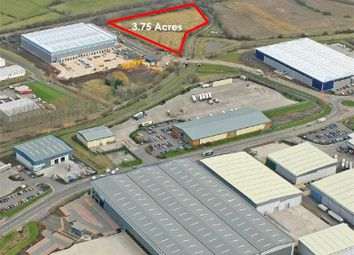 Thumbnail Land for sale in Poplar Fields - Development Land, Cabot Distribution Park, Packgate Road, Avonmouth, Bristol, Avon