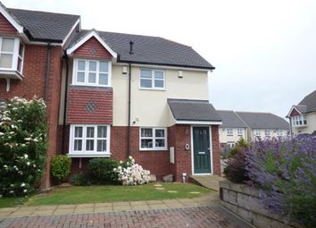 Thumbnail 2 bed flat for sale in Gwel Yr Afon, Llandudno Junction, Conwy, North Wales