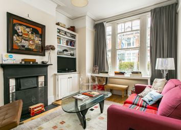 Thumbnail 3 bed flat to rent in Barnard Road, London