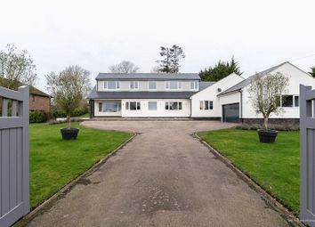 Thumbnail 5 bed detached house for sale in Doddington Road, Earls Barton, Northampton
