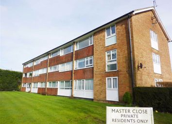 Thumbnail 2 bedroom flat to rent in Master Close, Oxted, Surrey
