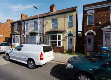 Thumbnail 2 bed end terrace house for sale in Rosmead Street, Hull, East Riding Of Yorkshire
