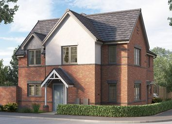 "Thumbnail 3 bed semi-detached house for sale in ""The Easton"" at Etwall Road, Mickleover, Derby"