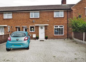 Thumbnail 3 bedroom terraced house for sale in The Meadows, Farndon, Newark