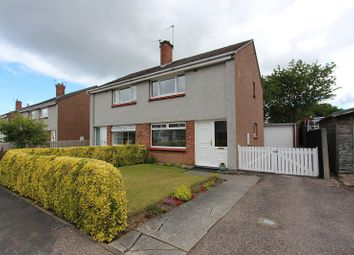 Thumbnail 2 bed semi-detached house for sale in 15 East Mackenzie Park, Drakies, Inverness