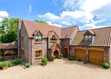 Thumbnail 5 bed detached house for sale in Brandon, Grantham