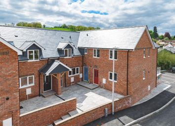 Thumbnail 3 bed end terrace house for sale in Brecon Road, Builth Wells