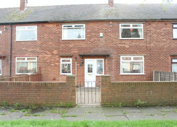 Thumbnail 3 bed terraced house for sale in Larch Road, Denton, Manchester
