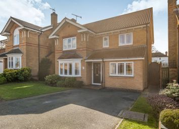 Thumbnail 5 bed detached house for sale in Fox Road, Castle Donington, Derby
