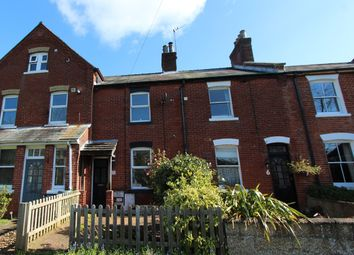 2 bed terraced house for sale in Station Road, Netley Abbey, Southampton SO31
