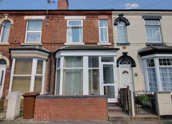 Thumbnail 2 bed terraced house for sale in Friar Street, Long Eaton, Nottingham