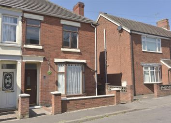 Thumbnail 3 bed end terrace house to rent in Queen Street, Swadlincote