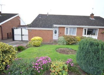 Thumbnail 2 bed semi-detached bungalow for sale in Pentridge Close, Wigston