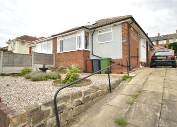 Thumbnail 3 bed semi-detached bungalow for sale in Moseley Wood Gardens, Cookridge, Leeds, West Yorkshire