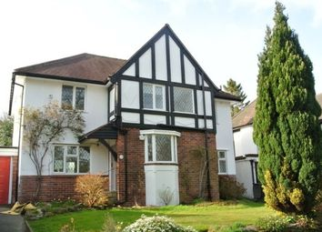 Thumbnail 4 bedroom detached house to rent in Chorley Road, Sheffield