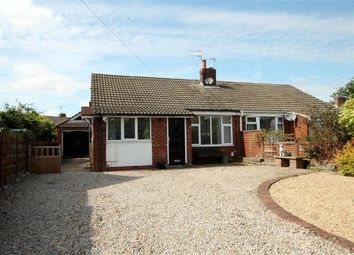 Thumbnail 3 bed semi-detached bungalow for sale in Moorway, Huntington, York