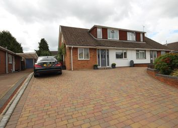 Thumbnail 4 bed semi-detached house for sale in Windmill Avenue, Wokingham