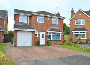 Thumbnail 4 bed detached house for sale in Bristle Hall Way, Westhoughton, Bolton