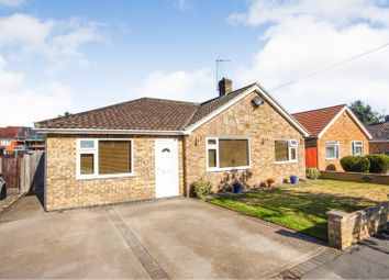 Thumbnail 3 bed detached bungalow for sale in Kinder Avenue, North Hykeham