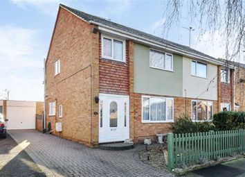 Thumbnail 3 bed semi-detached house for sale in Ashen Copse Road, Wroughton, Swindon